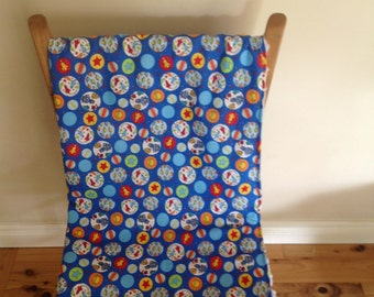 Check out this Super Cool Robot Blanket - Ready to Ship Now!
