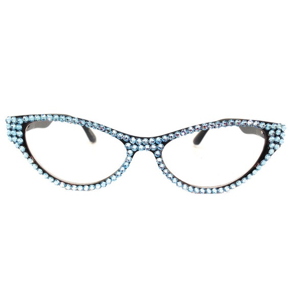 You May Want To Read This Swarovski Crystal Reading Glasses