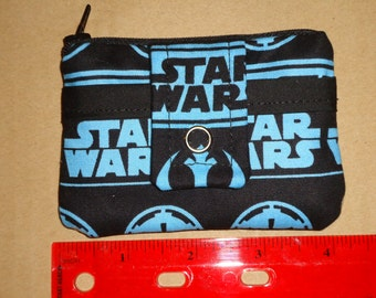 Star Wars Fabric Wallet