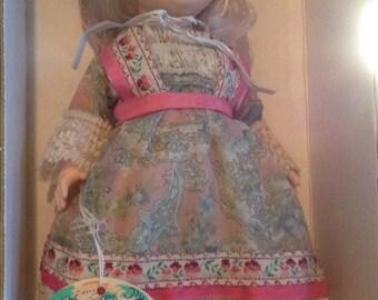 "11"" Contessa Effanbee Doll MIB 1984"