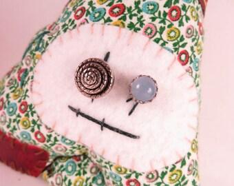 Psychosis Gnome - Handmade plushie