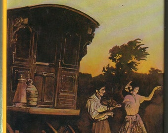 GYPSIES Their Life, Lore, And Legends by Konrad Bercovici. Hardback/Dustcover in Good Used Condition* (see Images).