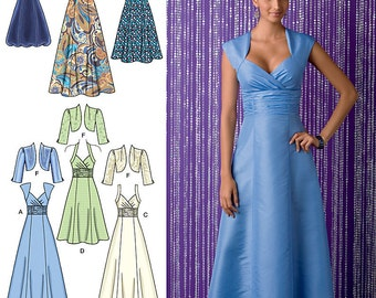 Simplicity Sewing Pattern 2442 Special Occasion