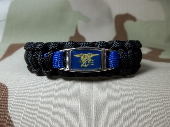 handmade united states navy seals devgru 550lb paracord