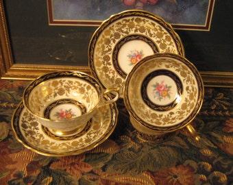 Paragon Tea cups and saucers. 2 sets.