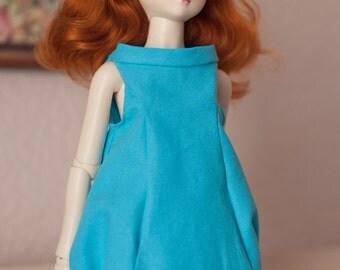 Dress-penguin for MSD and Tonner dolls.