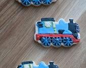 Thomas the Train Cookies - One Dozen
