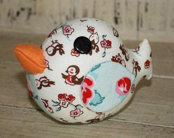 Little Birdie Soft Toy (2)