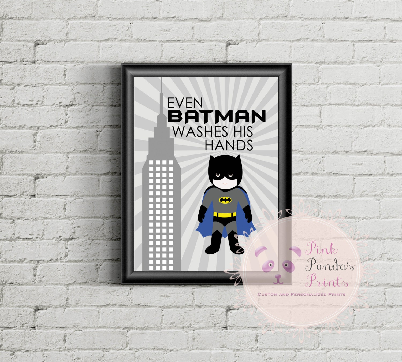 Batman Bathroom Accessories Pictures – Batman Bathroom Accessories