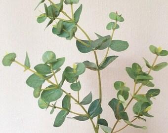 Artificial Eucalyptus Spray - medium