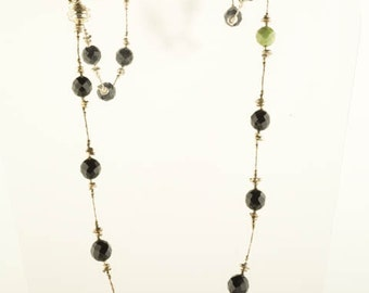 Thoroughly Modern Necklace