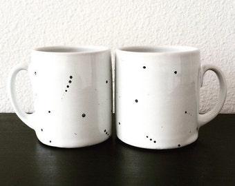 Constellation with luster mug