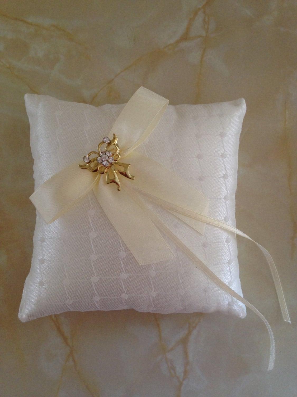 wedding ring pillow wedding ring cushion ring bearer pillow