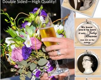 CUSTOM Bridal Bouquet Charm, Memorial Bridal Bouquet Charm, Wedding Bouquet Charm,wedding memorial bouquet charms, Bridal Charm Memory Charm