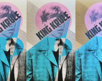 King Krule | Original Silkscreen Prints
