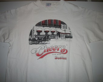CHEERS tv show t shirt 1994