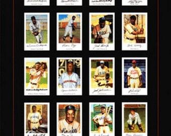 Baseball Negro Leagues Poster 24 x 36