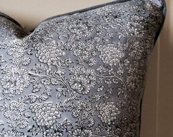 gray pillow cover, 18x18 pillow covers, cushion covers, decorative pillows, pillow covers, accent pillows, throw pillows, sofa pillows