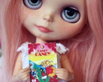 Book Candy Candy in miniature