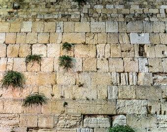 The Wall - Western Wall Jerusalem Israel
