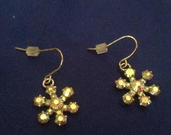 64} Borealis Flower Earrings