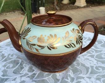 Sadler Brown Teapot