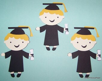 Graduation die cuts