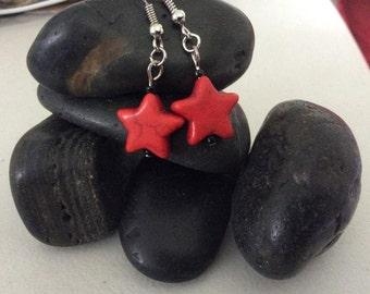 Red stars~