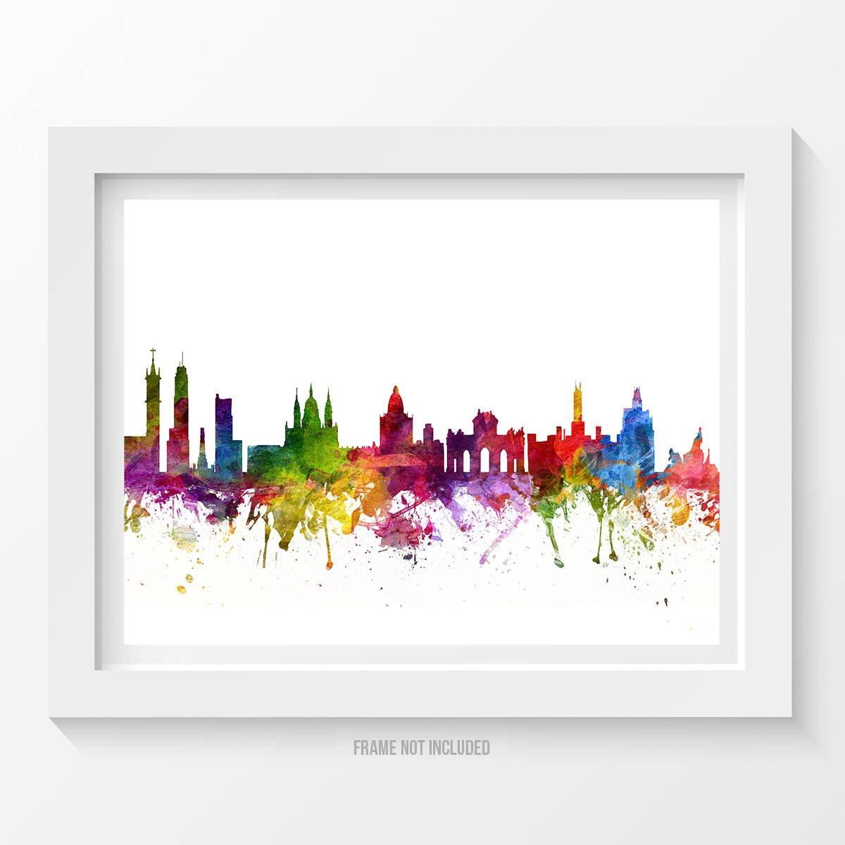Color art printing anchorage -  Zoom