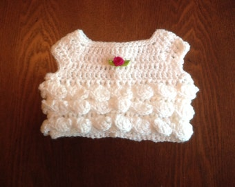 Newborn Baby Top PATTERN