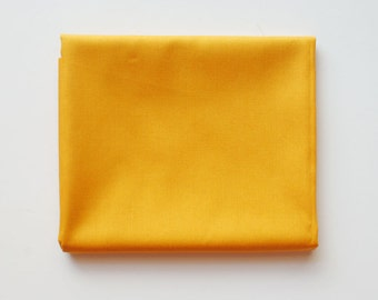 gold solid fabric   Honey   Pure Elements Solids by Art Gallery Fabrics mustard dark yellow fabric by the yard