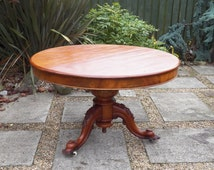 Unique Round Dining Table Related Items Etsy