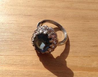 Kate Middleton Engagement Costume Ring Size M/14/54