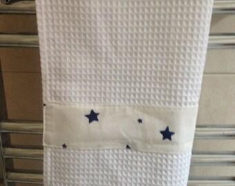 Reduced Emma Bridgewater waffle hand towel