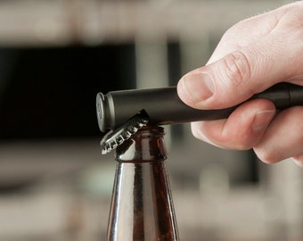 Best Man Gift - .50 Caliber Bottle Opener with Optional Custom Engraving. FREE shipping in US!