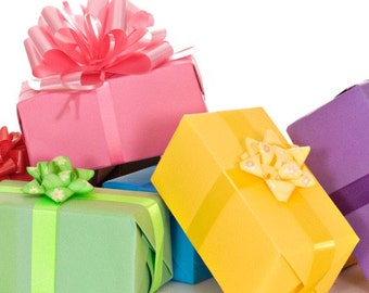 Stunningly Beautiful Gift Wrap Service For That Special Gift