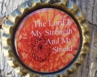 Psalm 28 7 Etsy