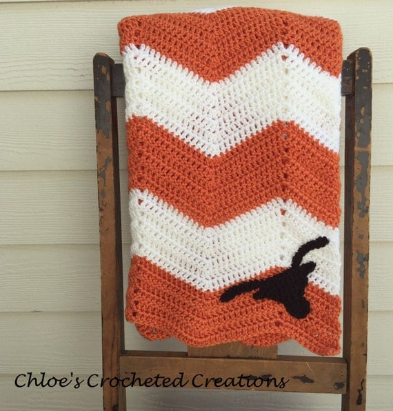 Crochet Pattern For Texas Longhorn Afghan Pakbit For
