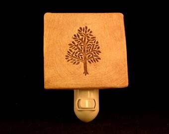 Ceramic Tree Nightlight