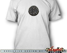Daytona Cobra Replica T-Shirt for Men - Speedometer - Multiple colors available - Size: S - 3XL - Great AC Cobra Replica & Daytona Gift