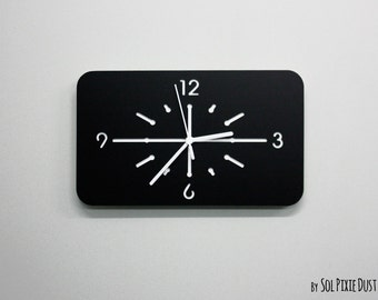 Retro 60s Wall Clock