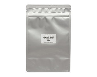 Glycolic Acid Powder 99.5% Crystal 250g