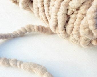 Alpaca Rug Yarn Fawn 75 yards