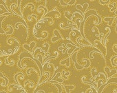 Glisten - Scrolls, by Whistler Studios from Windham, 1 yard