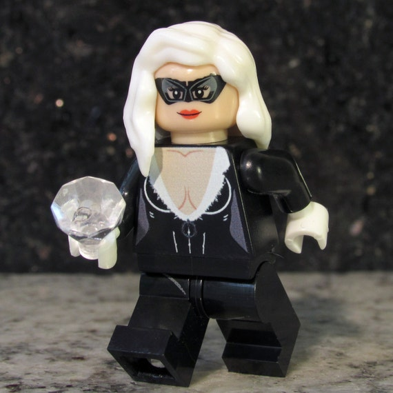 Lego Black Cat Spiderman | www.imgarcade.com - Online ...