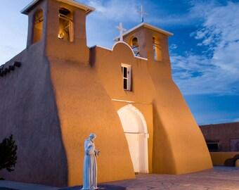 Church of San Francisco de Asis, Taos