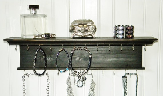 24 collier bracelet porte bijoux organisateur design. Black Bedroom Furniture Sets. Home Design Ideas