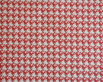 Fabric destash quilt cotton 1 yard Kissing Booth by Basic Grey for Moda