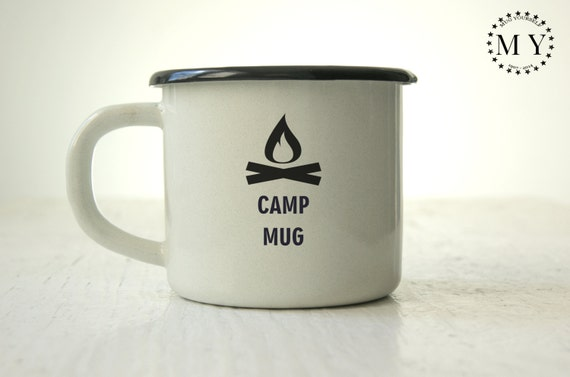Camping Mug Personalized Mug Custom Mug Engraved Mug Custom