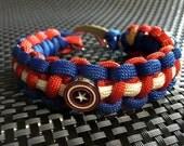 Captain America Bracelet